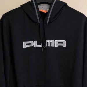 Puma Black Men's Hoodie L